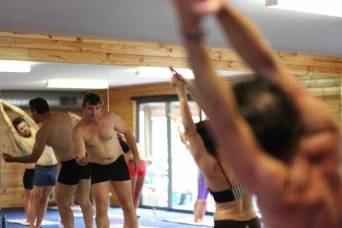Bikram Yoga Tranquil Point Retreat